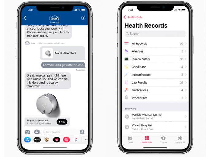 iOS 11.3 bringt neben einer neuen Health-App auch die angekündigten Energieverwaltungsoptionen. (Bild: Apple)