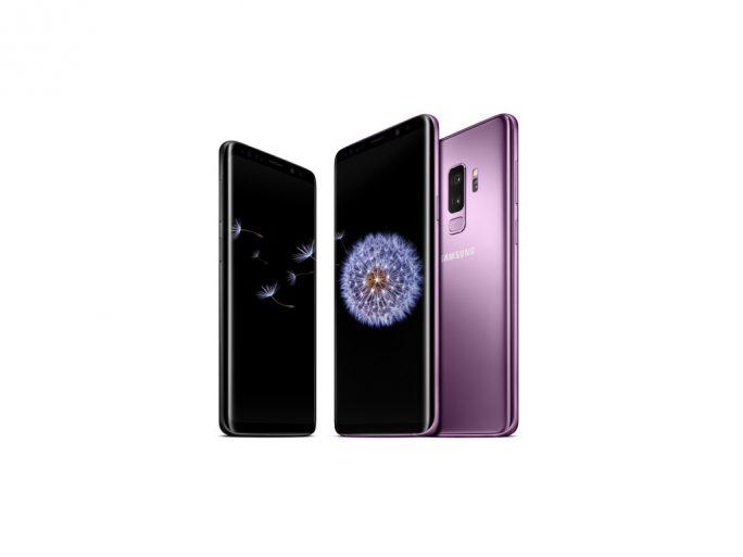 Galaxy S9 (Bild: Samsung)
