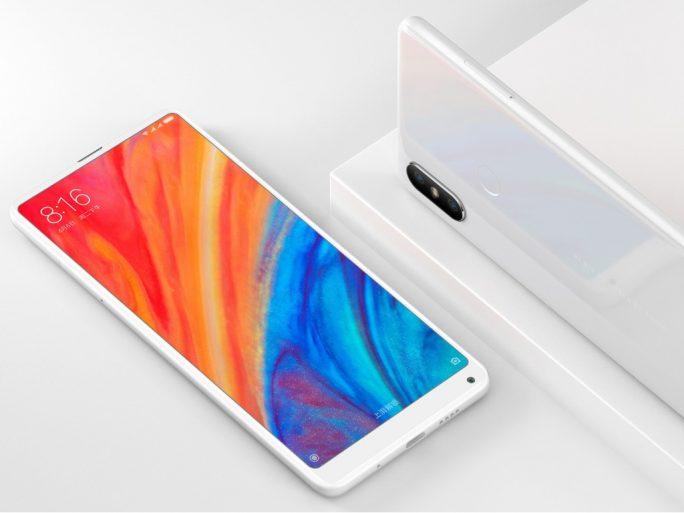 Xiaomi Mi MIX 2S (Bild: Xiaomi)