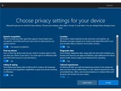 Microsoft testet neue Privatsphäreeinstellungen für Windows 10. (Bild: MIcrosoft)