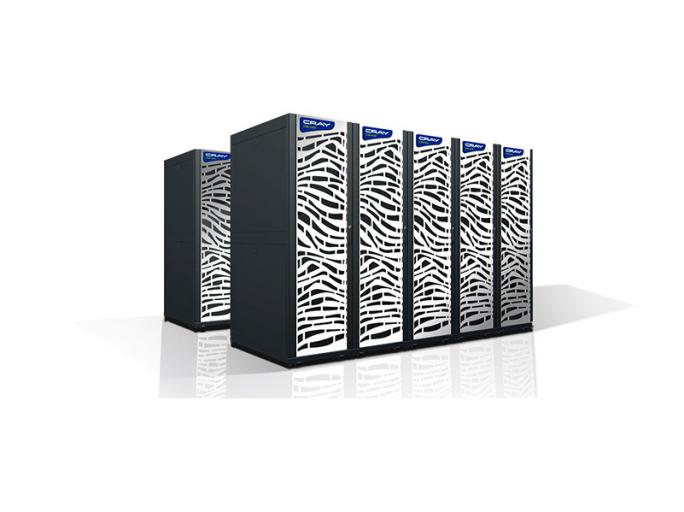 Cray CS500 (Bild: Cray)