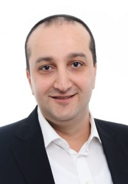 Ahmad Cheikh-Moussa, der Autor dieses Gastbeitrags, ist Senior Consultant bei Axians Networks & Solutions (Quelle Axians)