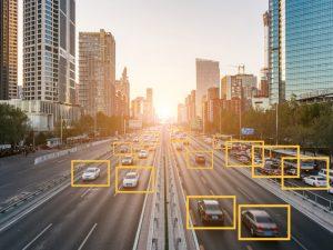 Traffic-Smart-City (Bild: iStock, Talend)