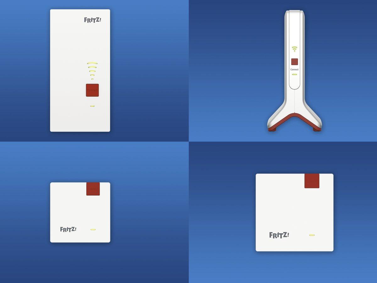 AVM präsentiert neue WLAN-Mesh-Repeater
