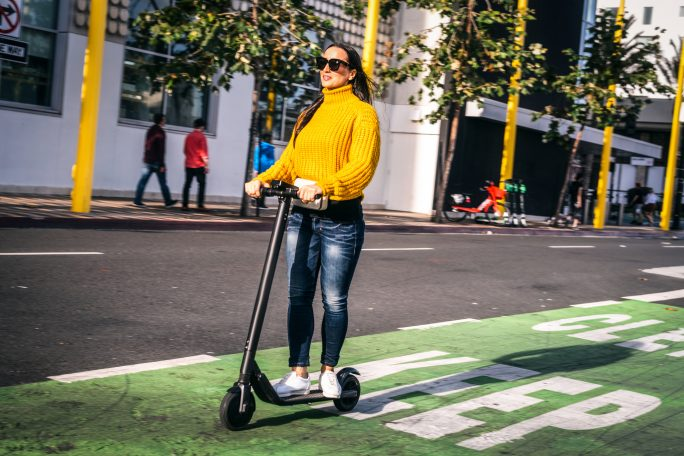 E-Scooter (Quelle: GettyImages)