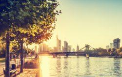 Frankfurt Sunset (Bild: iStock)