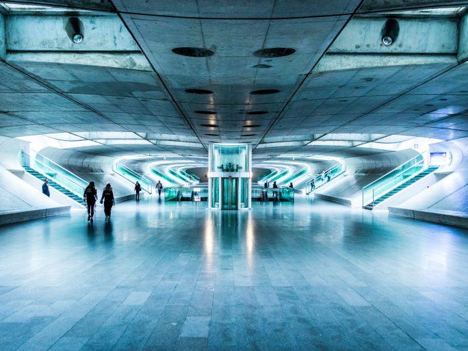 Underground (Quelle Alteryx)