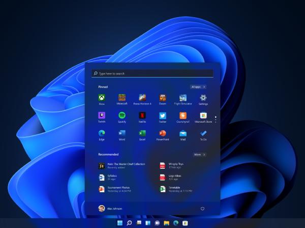 Windows 11 integriert Teams und unterstützt Android-Apps ...